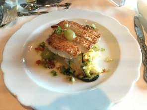 The Grande- Pan Seared Snapper